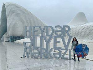 Baku, Azerbajdzsán, Heydar Aliyev Centre
